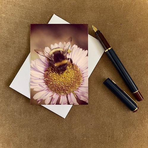 Bumble Bee Blank Mini Photocard