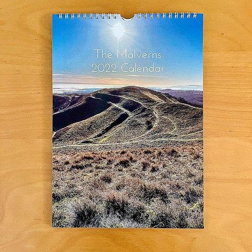 The Malverns - 2022 A4 Wall Calendar
