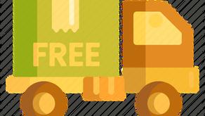 Free Malvern WR14 delivery