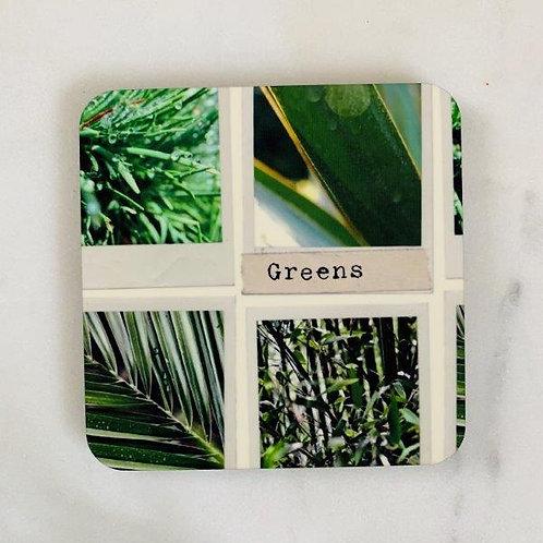 Greens Coaster