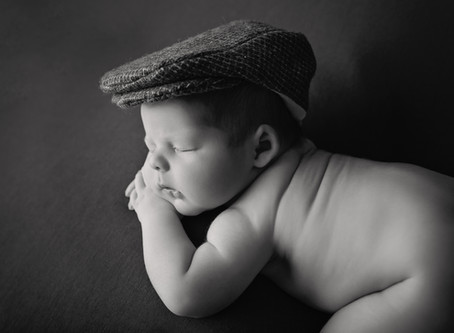 The Rachel Gregory Photography Guide to a Newborn Photo Session