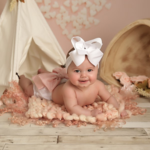 Brynlee 6 Months Session