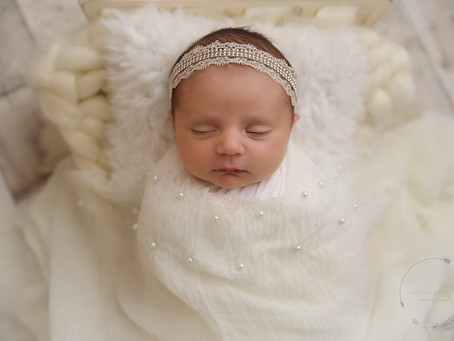 Collegeville Newborn Family Session