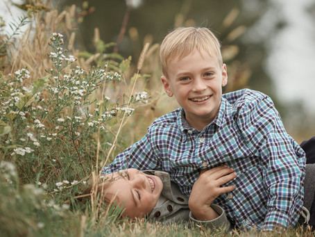 We are giving away 2 family Sessions