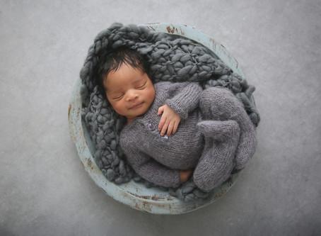 Philadelphia Newborn Photography Session