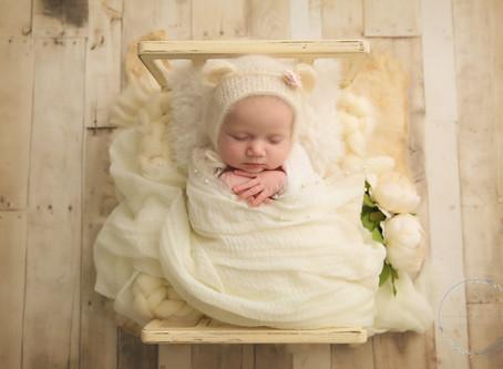 Boyertown Family Newborn Photography Session