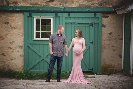 Valley Forge Park Maternity Session