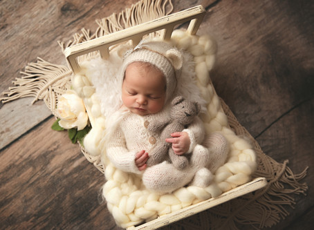 Baby Lucy | Phoenixville Newborn Photography Session