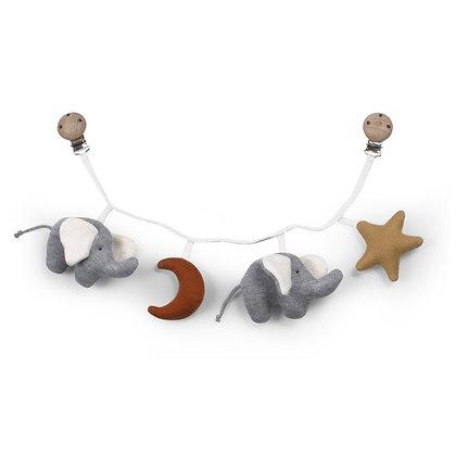 Elephant Pram Chain
