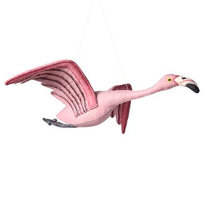 Flamingo Baby Mobile