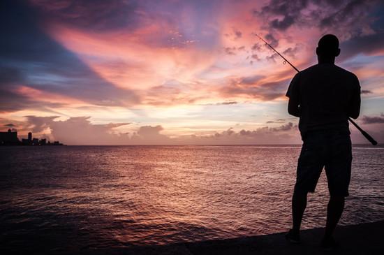 Malecón Sunset