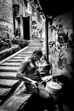 Percussion of Rocinha n°2