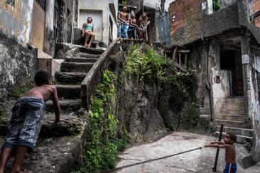 Kids of Rocinha