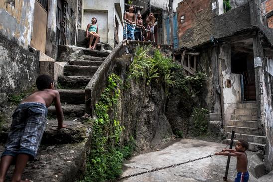 Kids of Rocinha n°2