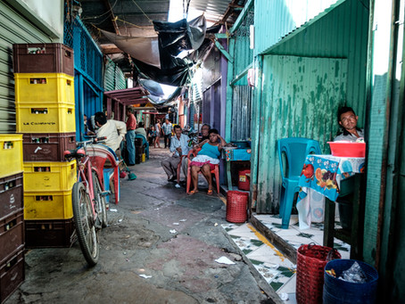 The Open Markets of El Salvador