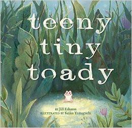 Starred Review: Teeny Tiny Toady
