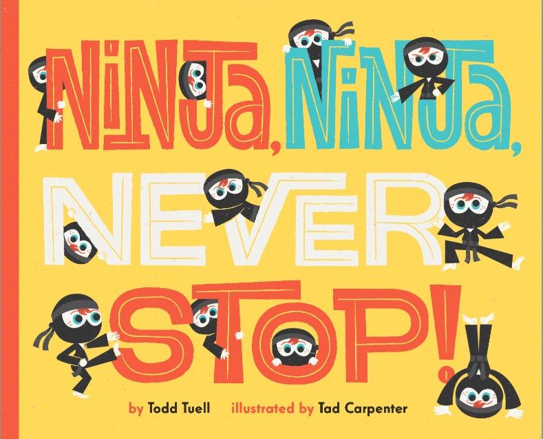 Tuell, Ninja Ninja cover.jpg