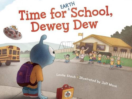 Review: Time For (Earth) School, Dewey Dew!