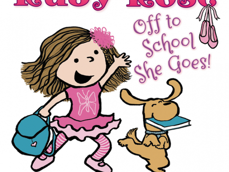 Review: Ruby Rose, Off to School She Goes