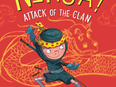 Starred Review: Ninja! Attack of the Clan