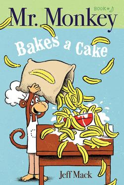 Mr Monkey Bakes a Cake