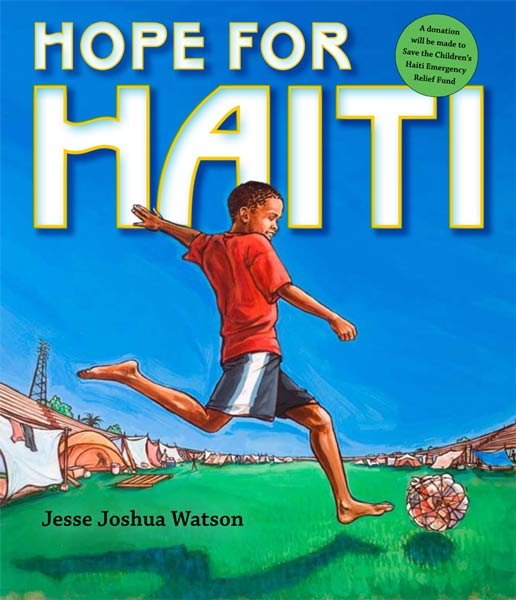 Hope For Haiti cover