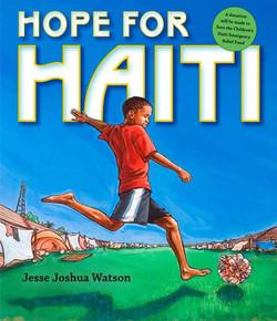 Hope For Haiti cover