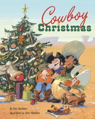 COWBOY CHRISTMAS cover