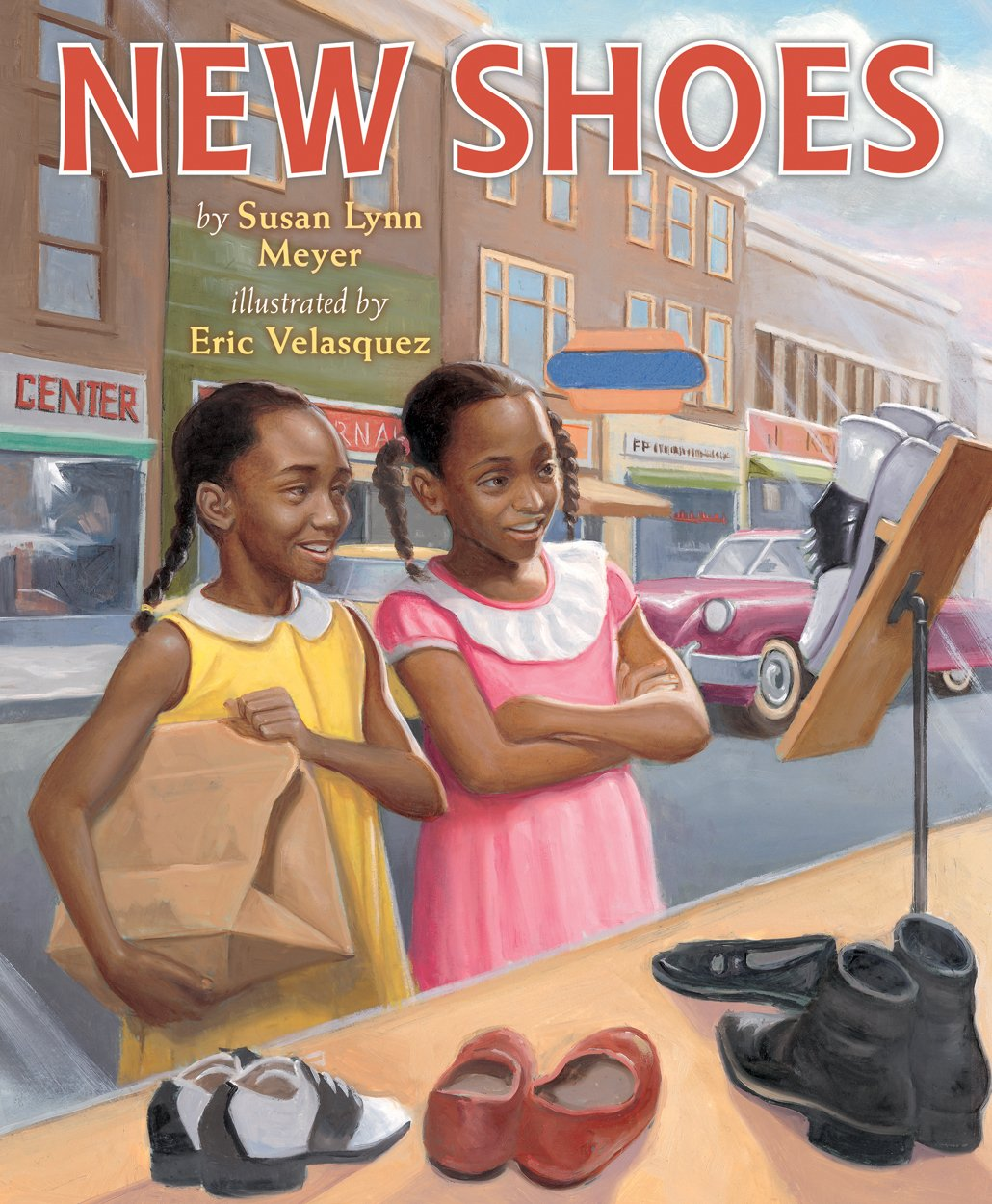 New Shoes cover