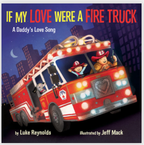 If My Love Were a Fire Truck cover