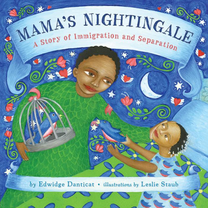 Mama's nightingale cover