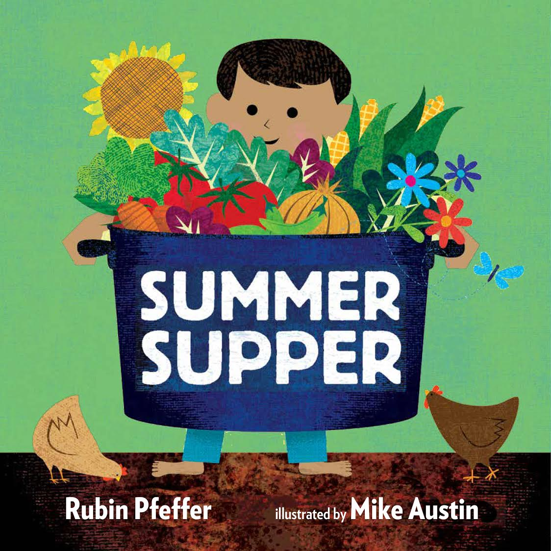 Summer Supper cover