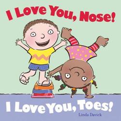 I Love You Nose cover