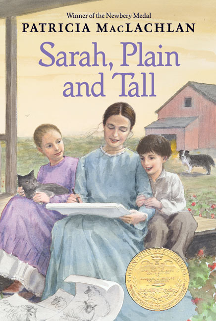 Sarah Plain And Tall cover