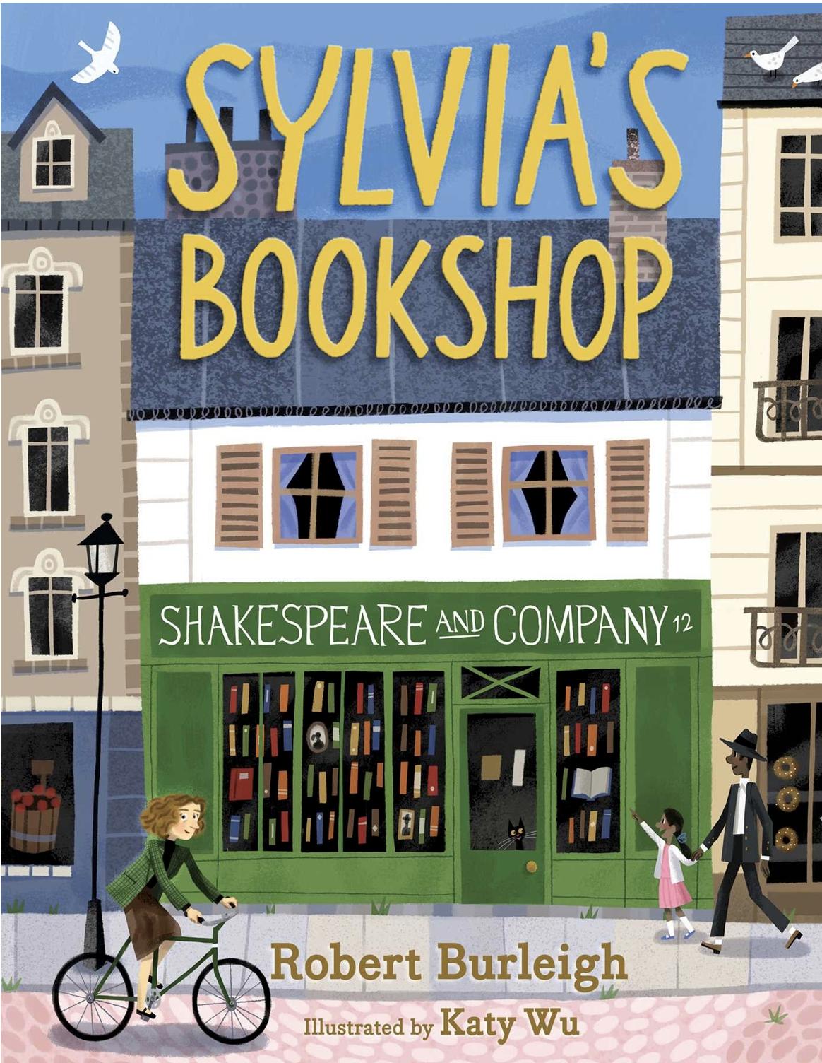 Sylvia's Bookshop