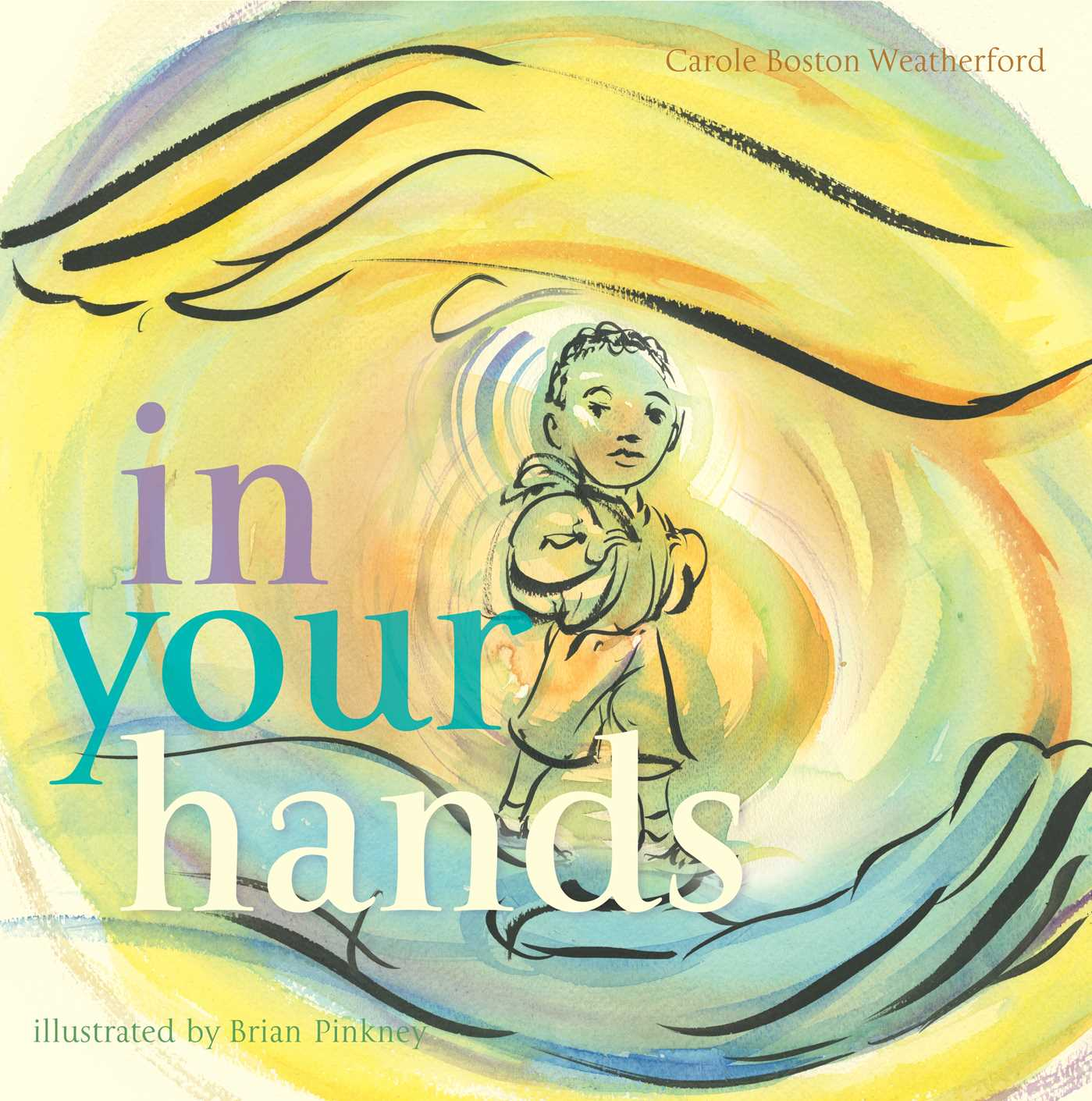 In Your Hands cover