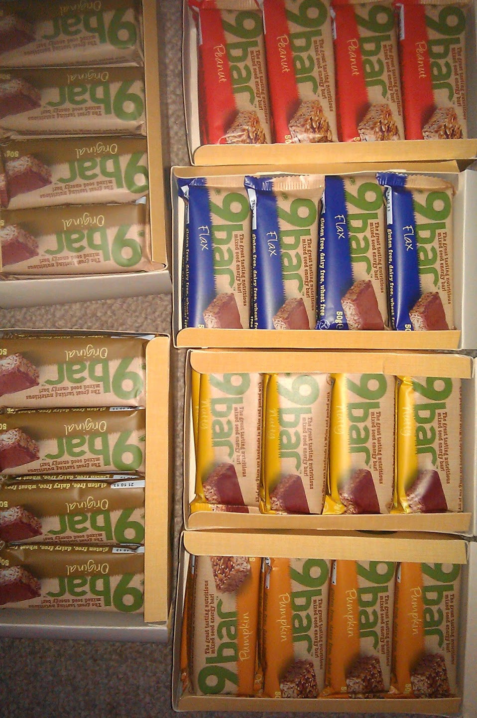 Cant live without my 9bars!