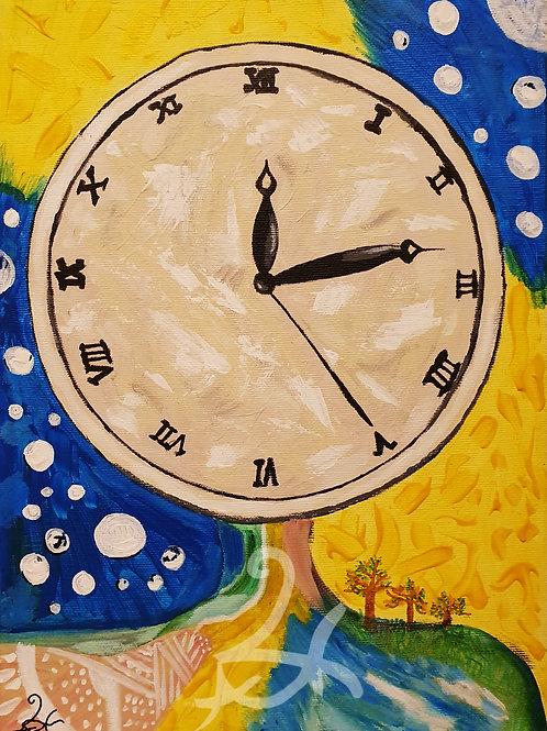 Its Time Print