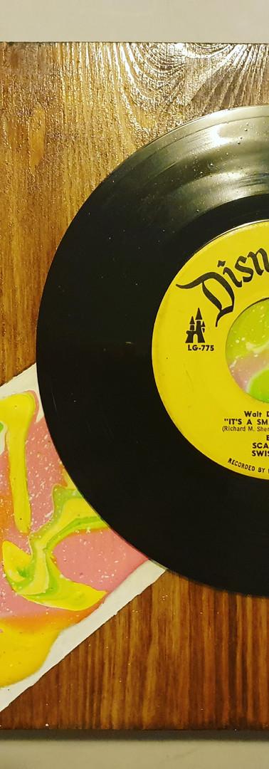 Disneyland vinyl 68'