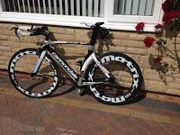 My new bike for the season :-)