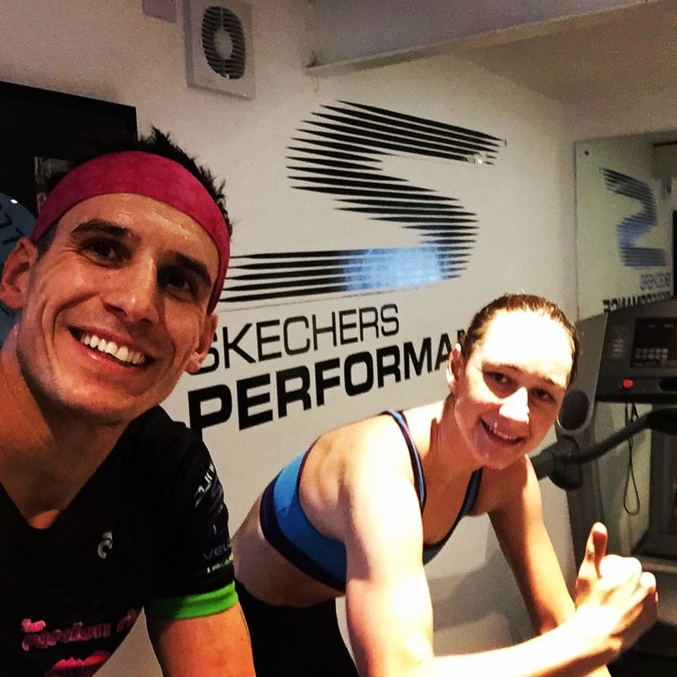 Wattbike session; Passion Fit studio