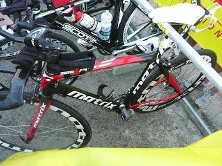 Bike all good to go