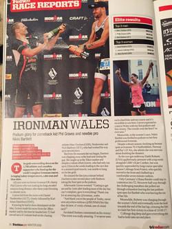 Triathlon Plus: IM Wales race report
