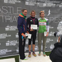 On the podium...... pretty happy with 2nd :-)