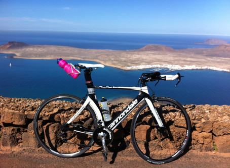 Lanzarote and new beginnings!