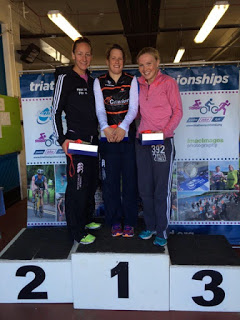 2nd at the Scottish Olympic distance champs