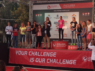 Great the share the podium with some amazing athletes