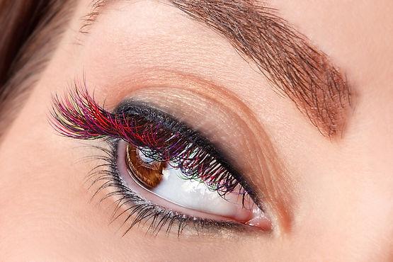 Close-up of colorful false eyelashes.jpg