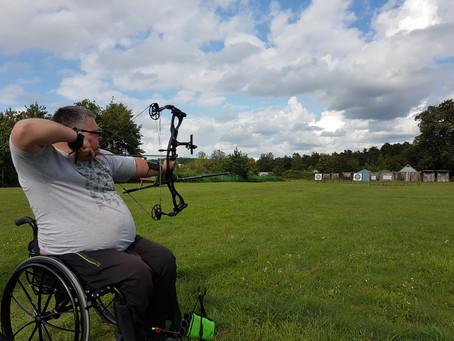 Aktyvios reabilitacijos stovykla neįgaliesiems Alytuje
