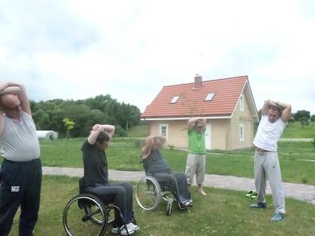 Aktyvios reabilitacijos stovykla Birštone